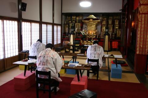 法福寺 覚信精舎